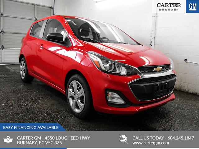 2019 Chevrolet Spark LS CVT (Stk: 49-23720) in Burnaby - Image 1 of 12