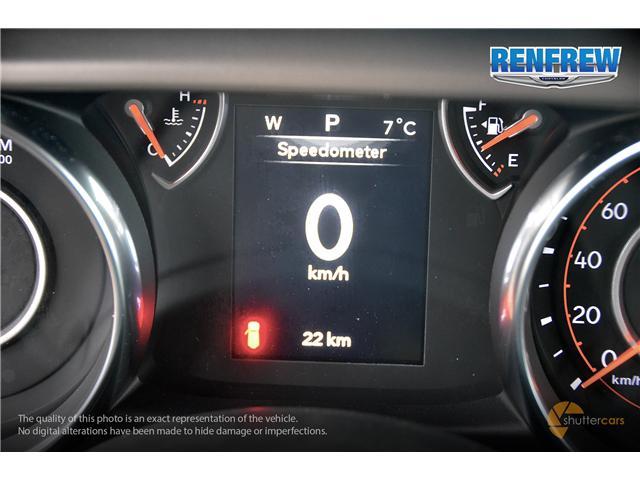 2019 Jeep Wrangler Sport (Stk: K173) in Renfrew - Image 11 of 20
