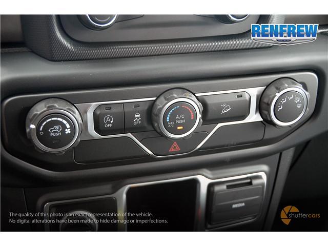 2019 Jeep Wrangler Sport (Stk: K173) in Renfrew - Image 15 of 20