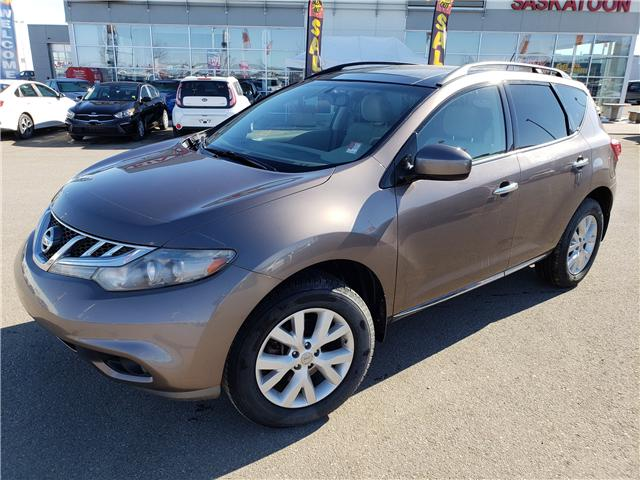 2011 Nissan Murano LE (Stk: P4492A) in Saskatoon - Image 1 of 28