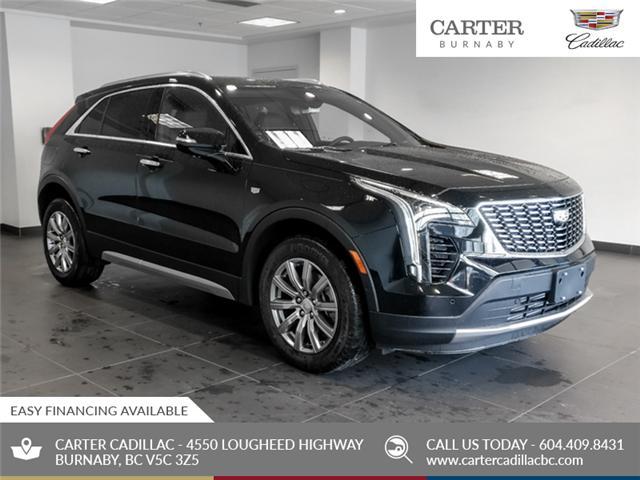 2019 Cadillac XT4 Premium Luxury (Stk: C9-0849A) in Burnaby - Image 1 of 23