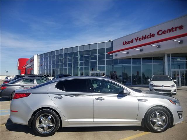 2014 Kia Optima EX (Stk: U194099A) in Calgary - Image 2 of 29