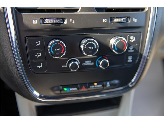 Used 2017 Dodge Grand Caravan for sale in Langley, BC