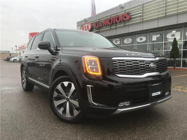 2020 Kia Telluride SX | IT'S HERE | $335 BI WEEKLY | (Stk: TL20000) in Georgetown - Image 2 of 39