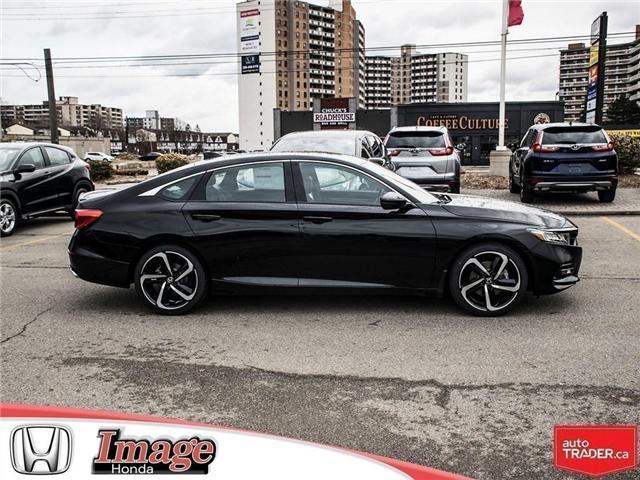 2019 Honda Accord Sport 1.5T (Stk: 9A121) in Hamilton - Image 3 of 19