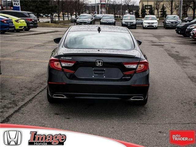 2019 Honda Accord Sport 1.5T (Stk: 9A121) in Hamilton - Image 5 of 19