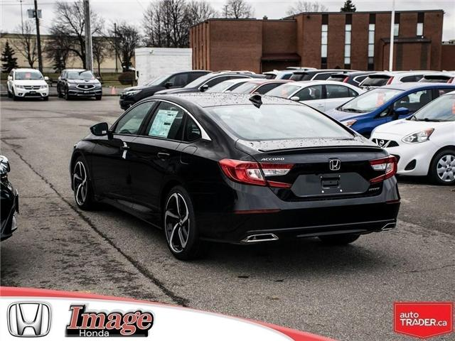 2019 Honda Accord Sport 1.5T (Stk: 9A121) in Hamilton - Image 6 of 19