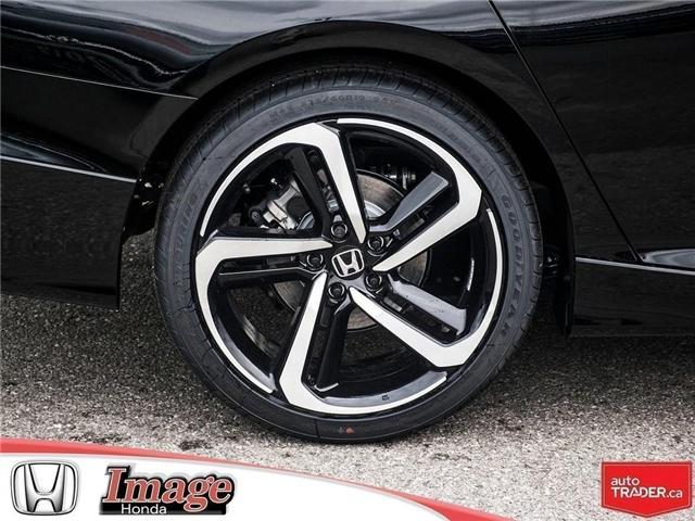 2019 Honda Accord Sport 1.5T (Stk: 9A121) in Hamilton - Image 7 of 19