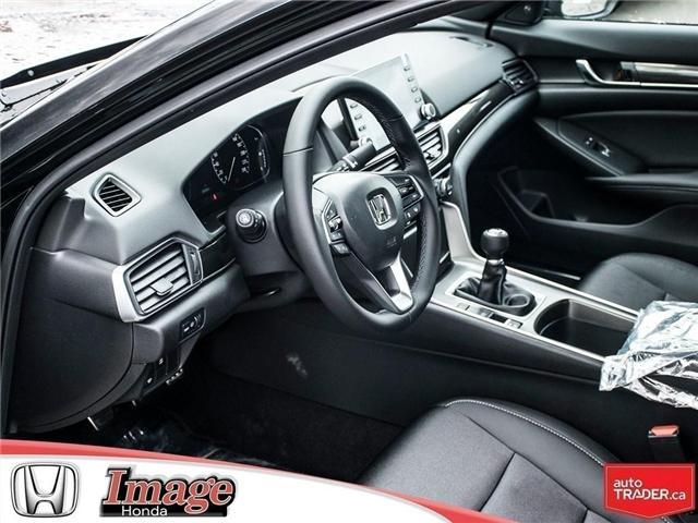 2019 Honda Accord Sport 1.5T (Stk: 9A121) in Hamilton - Image 10 of 19