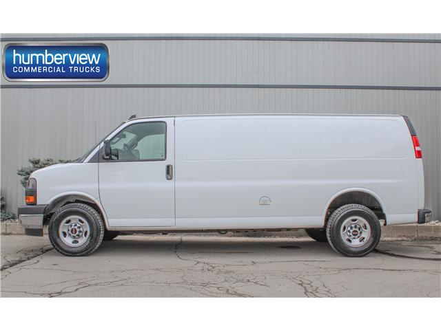 2018 GMC Savana 3500 (Stk: ctdr2932 1TON *NO GLASS* (Q)) in Mississauga - Image 1 of 17