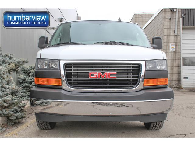 2018 GMC Savana 3500 (Stk: ctdr2932 1TON *NO GLASS* (Q)) in Mississauga - Image 2 of 17