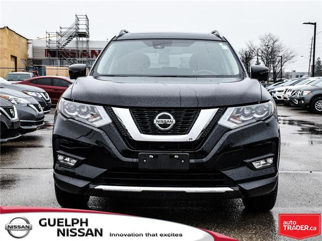 2018 Nissan Rogue SL (Stk: N19276) in Guelph - Image 1 of 30