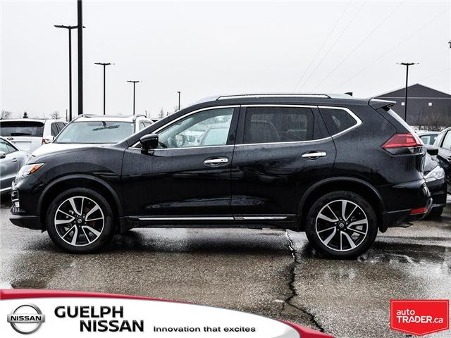 2018 Nissan Rogue SL (Stk: N19276) in Guelph - Image 2 of 30