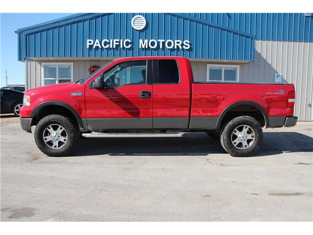 2005 Ford F-150  (Stk: P8991) in Headingley - Image 1 of 21