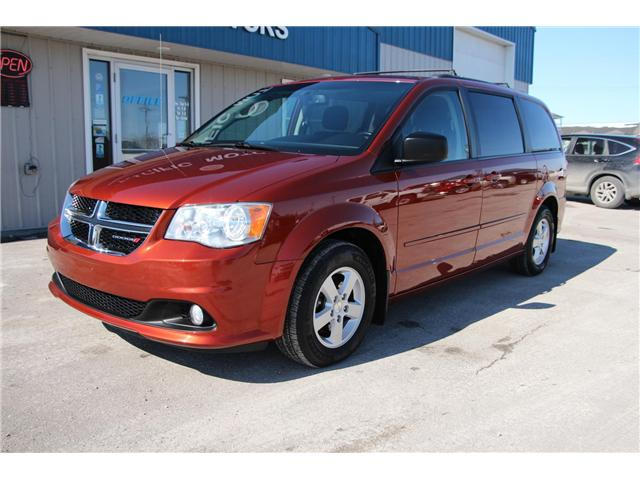 2012 Dodge Grand Caravan SE/SXT (Stk: P9051) in Headingley - Image 2 of 27