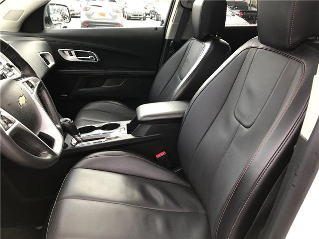 2016 Chevrolet Equinox LTZ (Stk: T543440A) in Saint John - Image 10 of 35