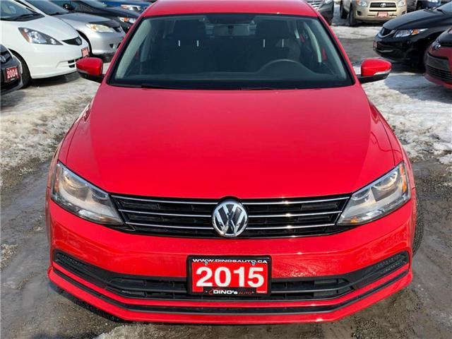 2015 Volkswagen Jetta 2.0L Trendline (Stk: 212243) in Orleans - Image 6 of 25