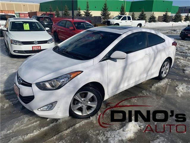 2013 Hyundai Elantra GLS (Stk: 009112) in Orleans - Image 1 of 25