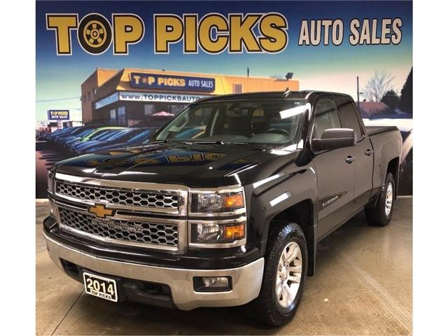 2014 Chevrolet Silverado 1500  (Stk: 344570) in NORTH BAY - Image 1 of 25