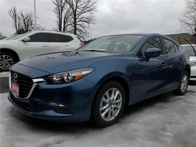 2018 Mazda Mazda3 Sport CONVENIENCE PKG   CERTIFIED   NO ACCIDENTS (Stk: P0612) in Mississauga - Image 6 of 9