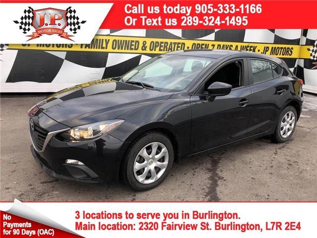 2015 Mazda Mazda3 GX (Stk: 46428r) in Burlington - Image 1 of 14