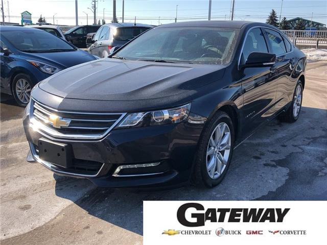 2018 Chevrolet Impala LT|V6|ROOF|HEATED SEATS|HEATED STEERING WHEEL| (Stk: PA17905) in BRAMPTON - Image 1 of 19