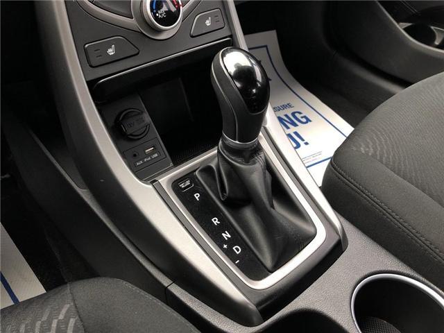 2015 Hyundai Elantra Sport Appearance|TRADE IN| (Stk: 155585A) in BRAMPTON - Image 16 of 17