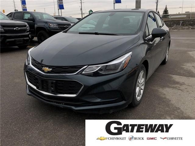 2017 Chevrolet Cruze LT|SUNROOF|BACK UP CAMERA|BLUETOOTH| (Stk: PW17974) in BRAMPTON - Image 1 of 13