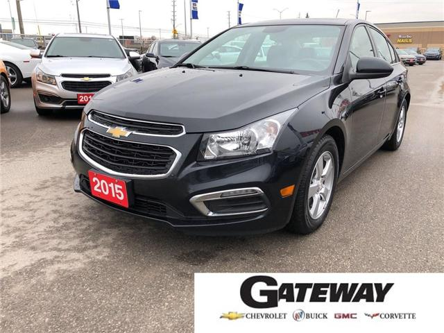 2015 Chevrolet Cruze 2LT|LEATHER|SUNROOF|BLUETOOTH| (Stk: PA17888) in BRAMPTON - Image 1 of 19