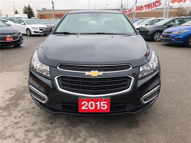 2015 Chevrolet Cruze 2LT|LEATHER|SUNROOF|BLUETOOTH| (Stk: PA17888) in BRAMPTON - Image 2 of 19