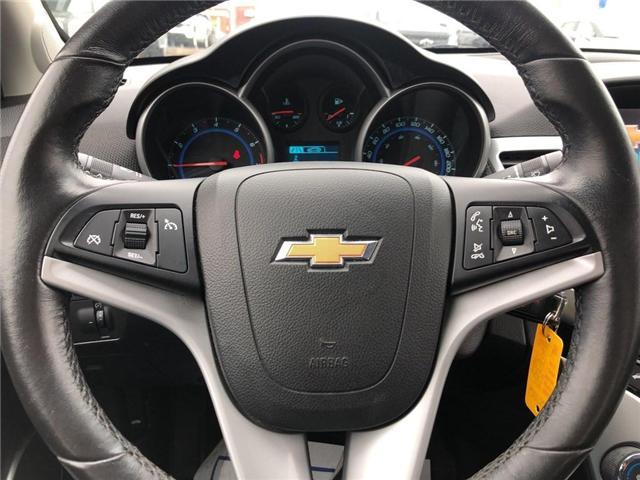 2015 Chevrolet Cruze 2LT|LEATHER|SUNROOF|BLUETOOTH| (Stk: PA17888) in BRAMPTON - Image 14 of 19