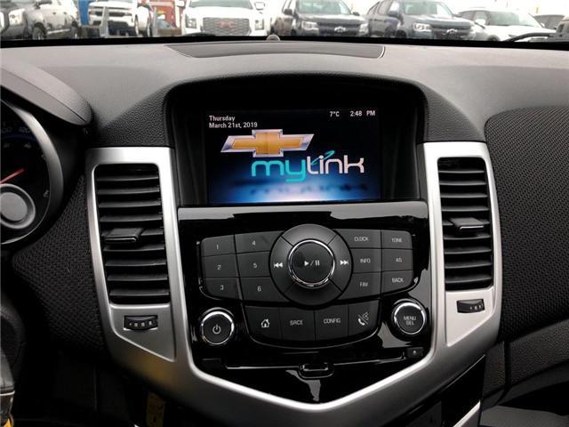 2015 Chevrolet Cruze 2LT|LEATHER|SUNROOF|BLUETOOTH| (Stk: PA17888) in BRAMPTON - Image 15 of 19