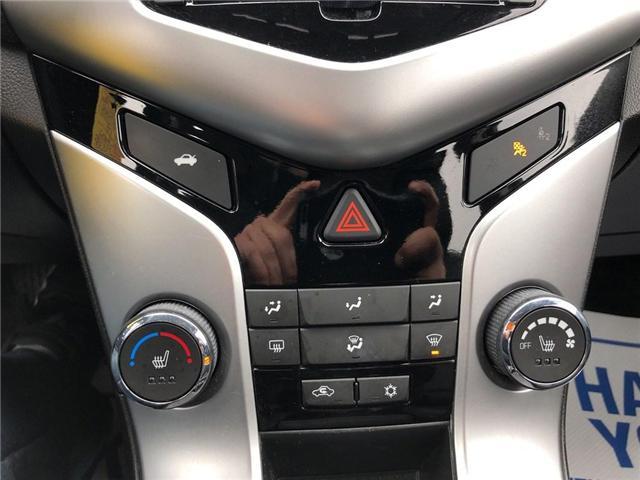 2015 Chevrolet Cruze 2LT|LEATHER|SUNROOF|BLUETOOTH| (Stk: PA17888) in BRAMPTON - Image 17 of 19