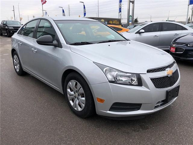 2012 Chevrolet Cruze LS+ w/1SB (Stk: 134993A) in BRAMPTON - Image 3 of 15