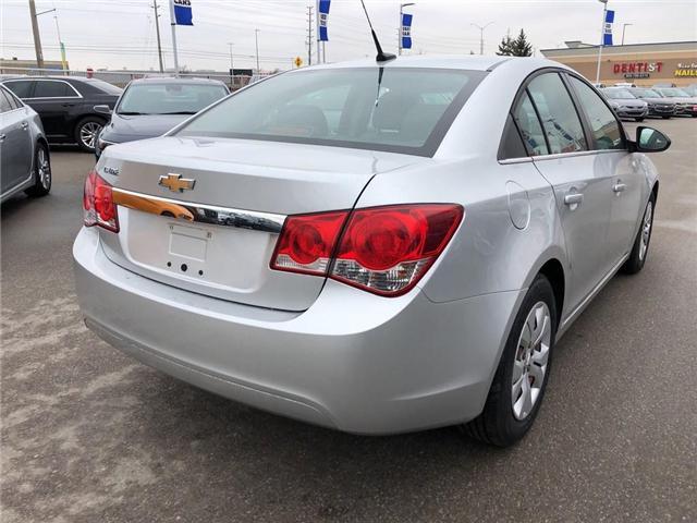 2012 Chevrolet Cruze LS+ w/1SB (Stk: 134993A) in BRAMPTON - Image 4 of 15