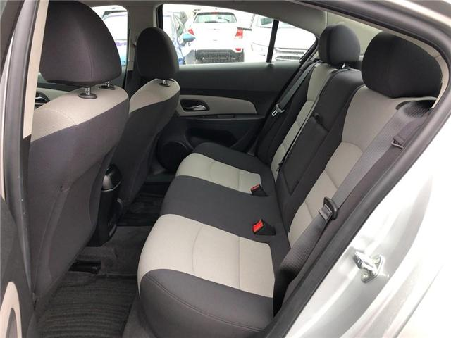 2012 Chevrolet Cruze LS+ w/1SB (Stk: 134993A) in BRAMPTON - Image 9 of 15