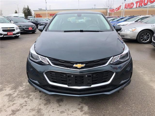 2018 Chevrolet Cruze LT|Bluetooth|Heated Seats|Two Sets Of Tiers| (Stk: PL17948) in BRAMPTON - Image 2 of 18