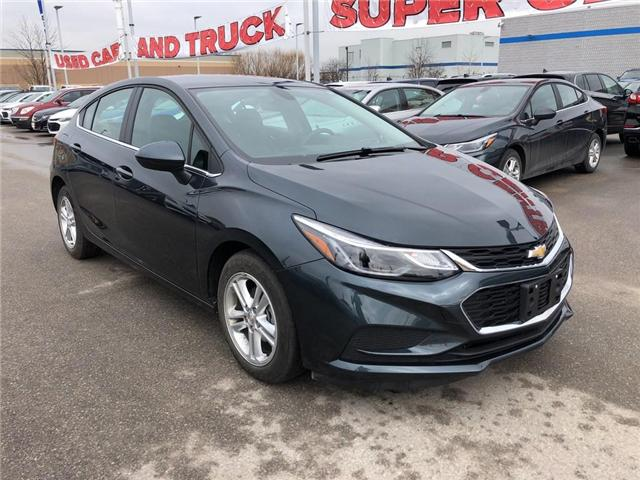 2018 Chevrolet Cruze LT|Bluetooth|Heated Seats|Two Sets Of Tiers| (Stk: PL17948) in BRAMPTON - Image 3 of 18