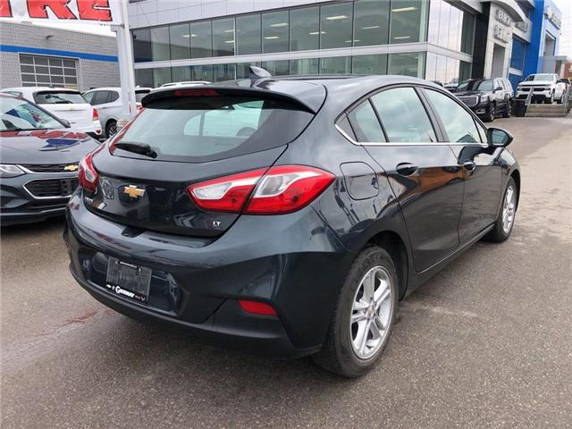 2018 Chevrolet Cruze LT|Bluetooth|Heated Seats|Two Sets Of Tiers| (Stk: PL17948) in BRAMPTON - Image 5 of 18