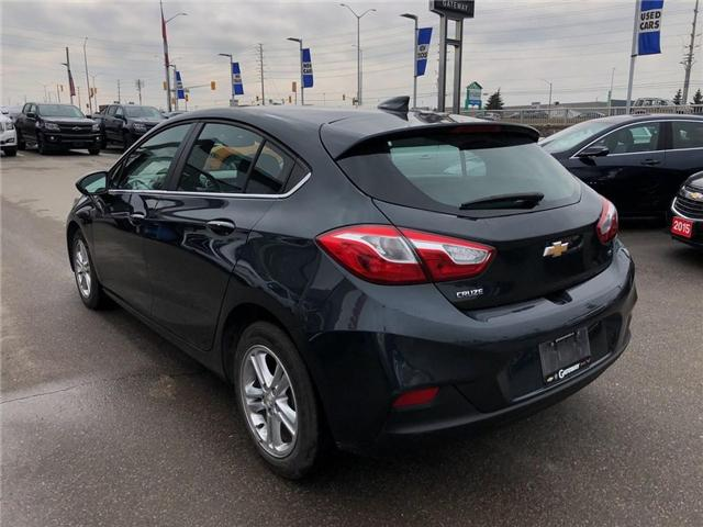 2018 Chevrolet Cruze LT|Bluetooth|Heated Seats|Two Sets Of Tiers| (Stk: PL17948) in BRAMPTON - Image 7 of 18