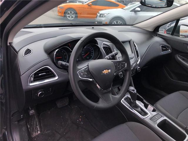 2018 Chevrolet Cruze LT|Bluetooth|Heated Seats|Two Sets Of Tiers| (Stk: PL17948) in BRAMPTON - Image 10 of 18