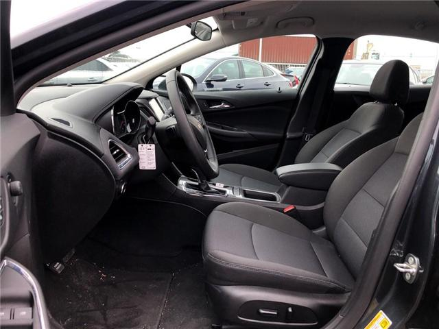 2018 Chevrolet Cruze LT|Bluetooth|Heated Seats|Two Sets Of Tiers| (Stk: PL17948) in BRAMPTON - Image 11 of 18