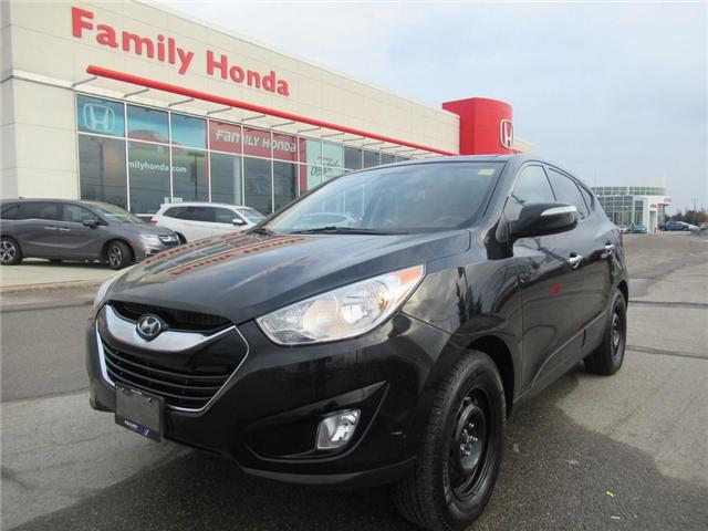 2013 Hyundai Tucson Limited w/Navigation (Stk: 9503168A) in Brampton - Image 1 of 30