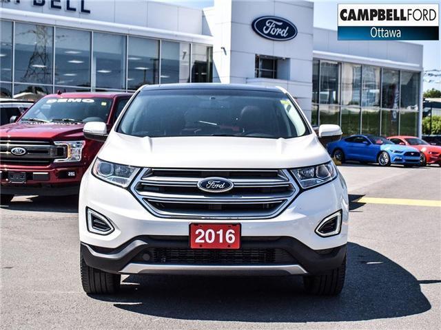2016 Ford Edge Titanium 44, 000 KMS-AWD-LOADED SALE PRCE (Stk: 1817181) in Ottawa - Image 2 of 26