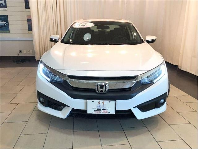 2017 Honda Civic Touring | Honda Certified Used Vehicle! Navigation (Stk: 38636) in Toronto - Image 2 of 28