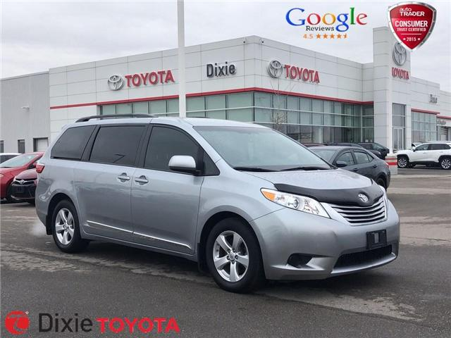2015 Toyota Sienna LE 8 Passenger (Stk: D180219A) in Mississauga - Image 1 of 19
