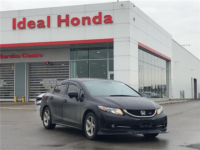 2014 Honda Civic Si (Stk: I190217A) in Mississauga - Image 2 of 6