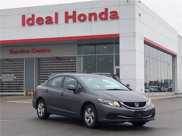 2013 Honda Civic LX (Stk: 66948A) in Mississauga - Image 1 of 9