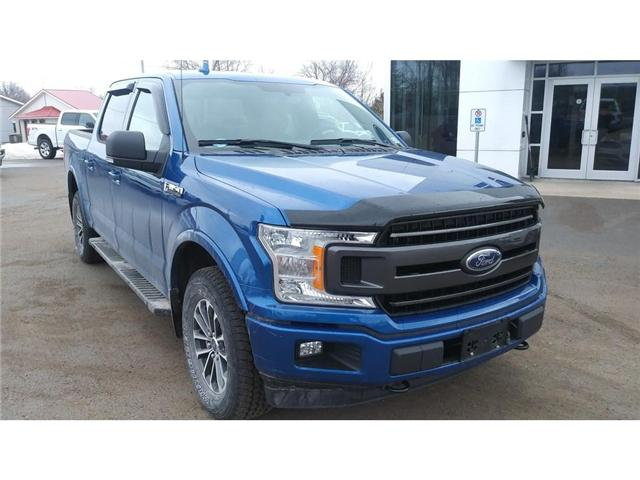 2018 Ford F-150 XLT (Stk: ED1207A) in Bobcaygeon - Image 2 of 22