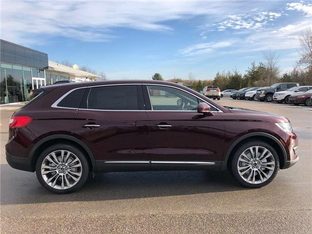 2018 Lincoln MKX Reserve (Stk: L0821) in Bobcaygeon - Image 1 of 23